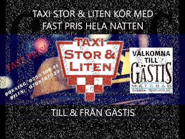 VALBORG /SISTA APRIL PÅ GÄSTIS