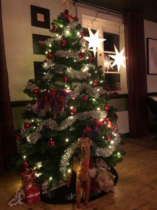 Vi på Gästis önskar er alla en god jul och ett gott nytt år…